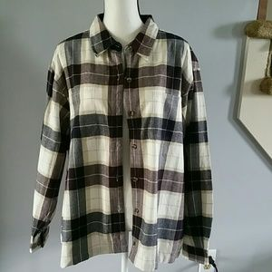 NWOT flannel 22/24